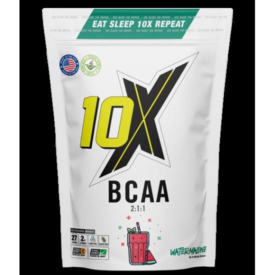10x BCAA's