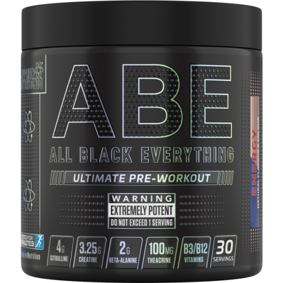 Applied Nutrition ABE - All Black Everything