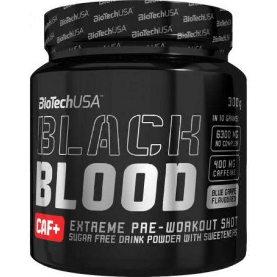 BIOTECH USA Black Blood CAF+