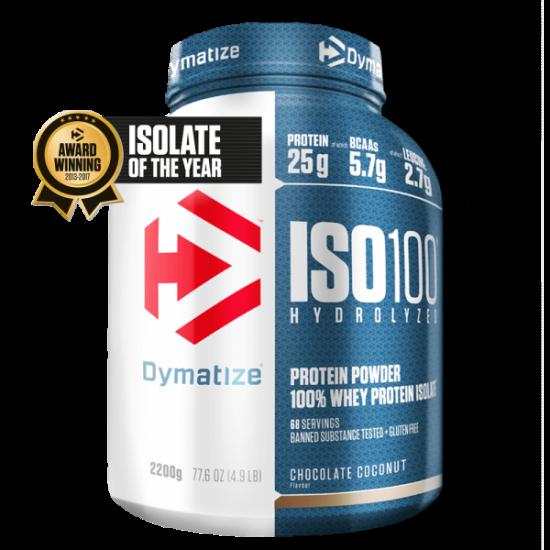 Dymatize ISO 100 Hydrolysed