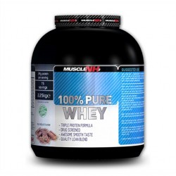 Muscle NH2 100% Pure Whey