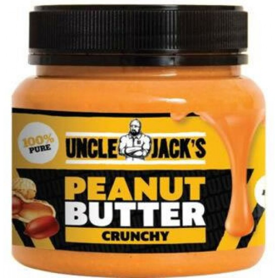 Uncle Jack's peanut butter